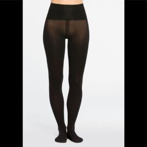 SPANX Accessories - NIB SPANX Tummy Shaping Tights Black C